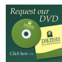 Request a DVD of The Pines at Davidson in Davidson, NC
