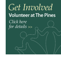 Volunteer at The Pines at Davidson in Davidson, NC
