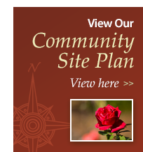 View our Community Site Plan at The Pines at Davidson in Davidson, NC